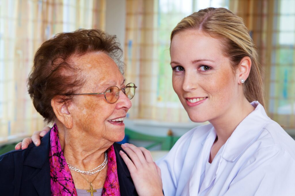 Funding & Partners - Extracare Home Services